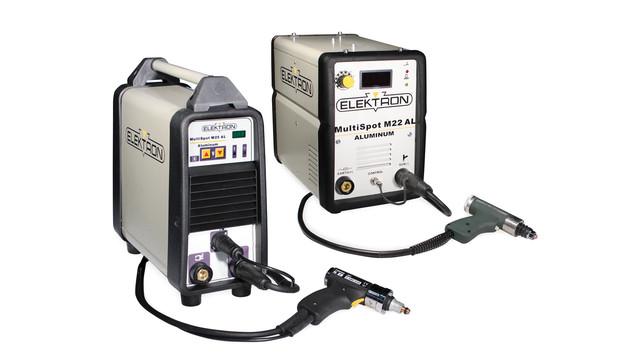 MultiSpot aluminum stud welders, Nos. M22 AL and M25 AL