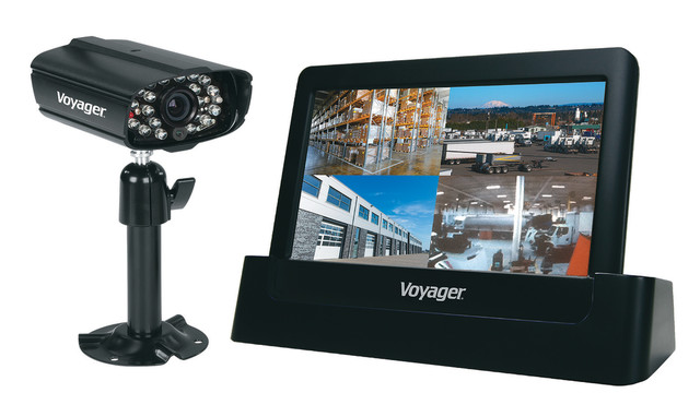 ShopView digital wireless surveillance system