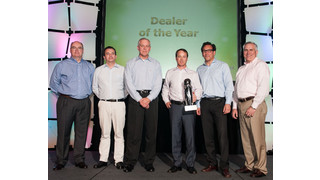 Carrier Transicold names CT Power and Frio Servicio de Monterrey dealers' of the year