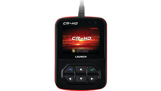 CR-HD diagnostic tool