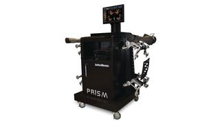 John Bean Prism Pro 42 alignment machine
