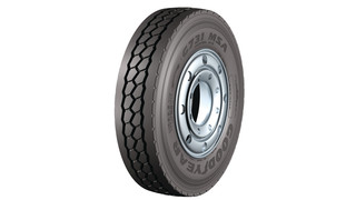 Mixed-Service Tires, Nos. G731 MSA and G751 MSA