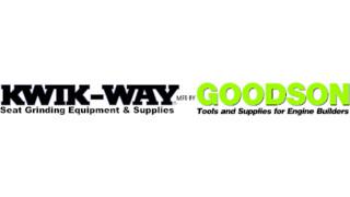 Goodson Tools & Supplies buys Kwik-Way valve seat grinder tooling