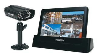 ShopView digital wireless surveillance system