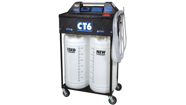 Large Capacity Coolant Transfusion System, No. CT6