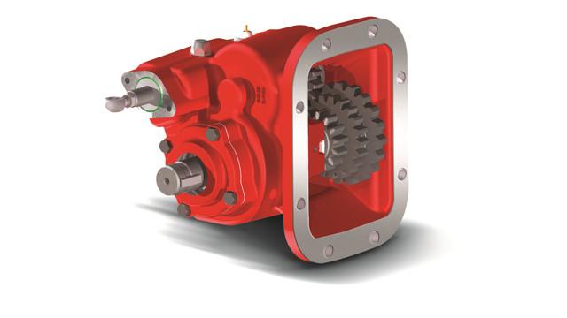 348 Series Power Take-Off