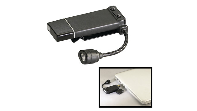 ClipMate USB light