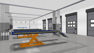 Car-O-Liner improves efficiency with WorkShop facility planning solution