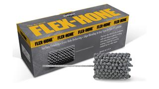 Flex-Hone ball-style tool