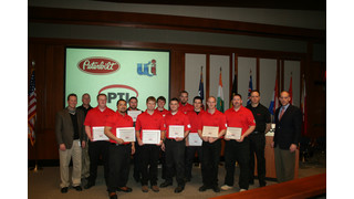 Inaugural Peterbilt Technician Institute graduates first class