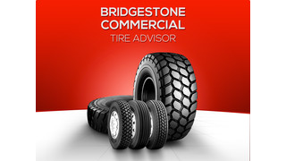 Bridgestone announces Tire Advisor mobile app