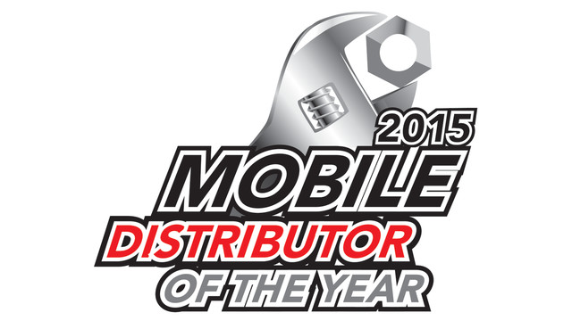 Professional Distributor Mobile Distributor of the Year