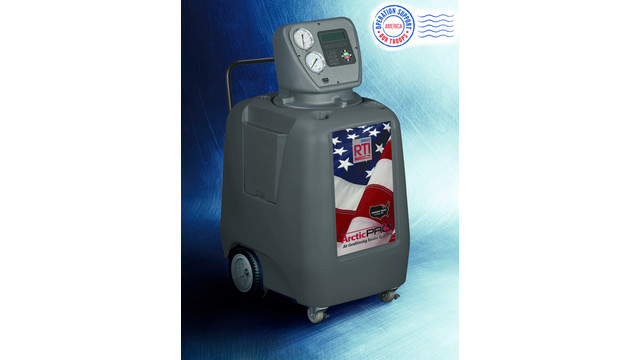 Limited edition ArcticPRO RRR machine helps Operation Support Our Troops - America