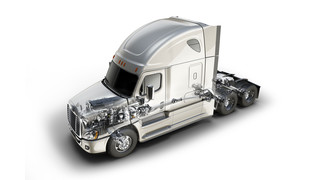 New integrated Detroit powertrain features advanced technologies and lowers cost of ownership