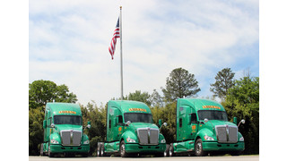 Abilene Motor Express saves 8 percent fuel economy with Kenworth T680s