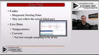 Tech Tip Training Segment: hybrid vehicle inverter diagnosis