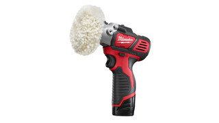 Milwaukee introduces M12 Variable Speed Polisher/Sander