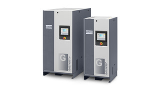 GA 7-37 VSD+ Oil-Injected Rotary Screw Compressor