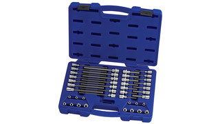 42-pc Master Hex Bit Socket Set