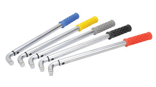5-pc Pre-Set Torque Wrench Set