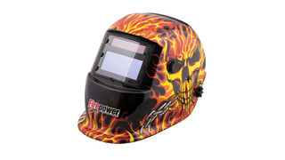 Firepower Premium Auto-Darkening Welding Helmet