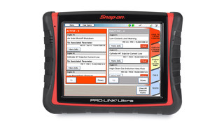 Snap-on introduces Pro-Link Ultra HD diagnostics scan tool