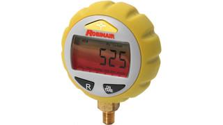 New multi-color backlight provides instant status indicator for Robinair RAVG-1 Digital Micron Gauge