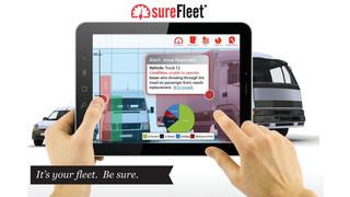sureFleet mobile app