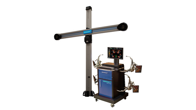 Geoliner 670 XD Imaging Wheel Alignment System