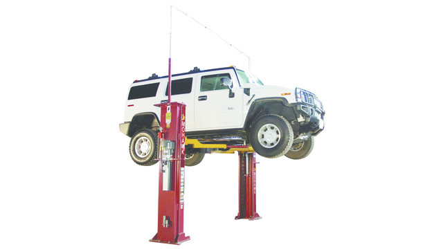System I Two-Post Lift