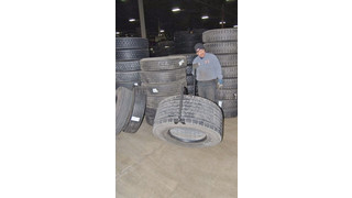 Tire Lifter, No. K-1353