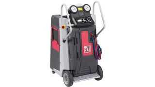 RHS1280 R1234yf-compliant A/C service machine