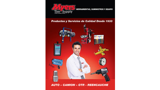 Myers Tire Supply produces first catalog in Spanish