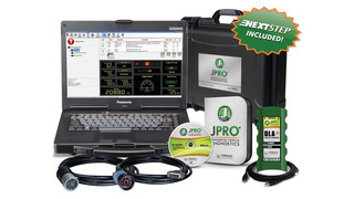 JPRO Semi-Rugged Fleet Service Kit with Next Step, No. 63025-NS