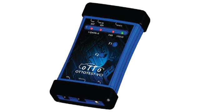 Ottotest diagnostic tool