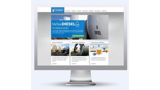 Donaldson's MyCleanDiesel.com serves as diesel cleanliness resource
