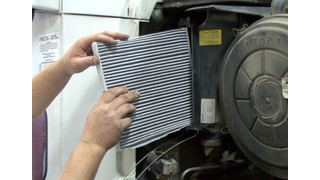 Cabin air filters provide frontline defense for drivers