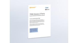 VDO REDI-Sensor TPMS 10-pg glossary