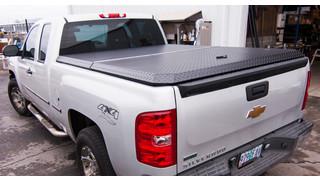 Aluminum Truck Tonneau Cover