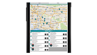 Makita mobile app provides info on new products, closest service centers and more
