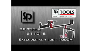 SP Tools 11015 Extender Arm for the Mobile Hydraulic Press Video