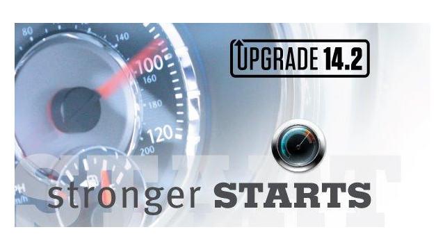 Software Upgrade 14.2