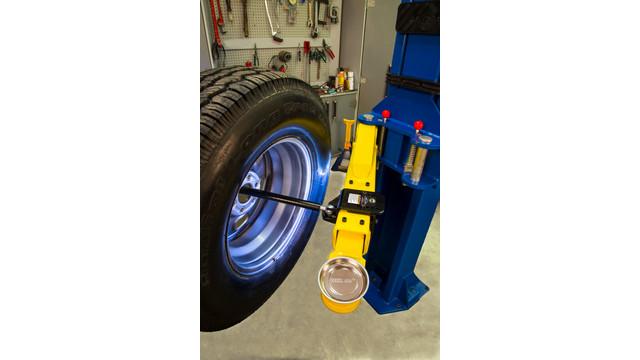 Omega Wheel Arm