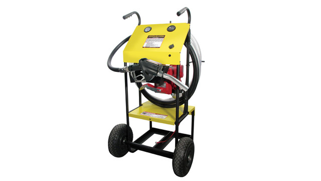 Biodiesel Fuel Cleaner and Transfer System, No. DTP20C-BIO