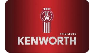 Kenworth Privileges Loyalty Card remains popular with members