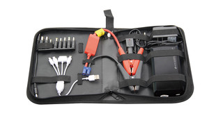 Portable Power Supply and Emergency Jump Starter Kit, No. 7775