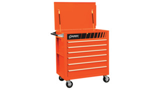 Sunex Tools launches new service cart warranty program