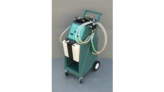 Power Steering Gear Oil Fluid Service Equipment