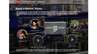 Rotary Lift showcases its American workers with Raised in Madison campaign