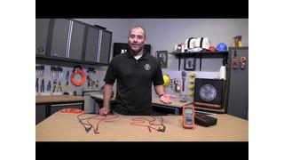Klein Tools Universal Premium Silicone Test Lead Set Video